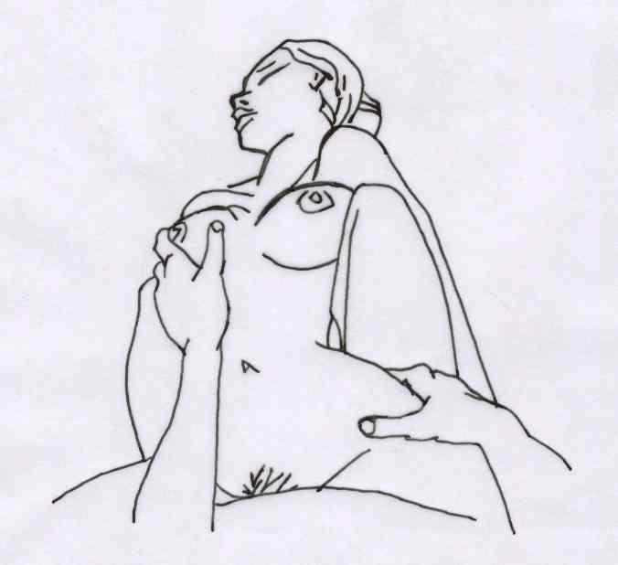 Je gravis à main nue le Mont Féminin